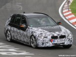 2012 BMW 3-Series Touring spy shots