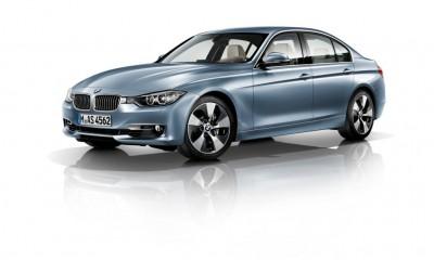 2012 BMW 3-Series Photos