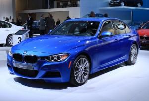 2012 BMW 335i live photos, 2012 Detroit Auto Show