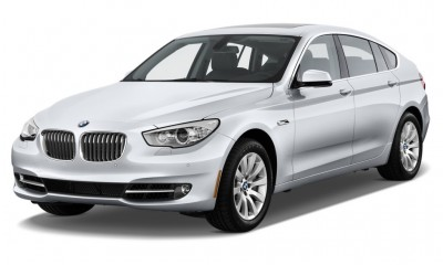 2012 BMW 5-Series Photos