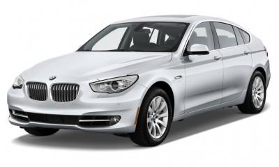 2012 BMW 5-Series Photos