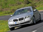 2012 BMW 5-Series