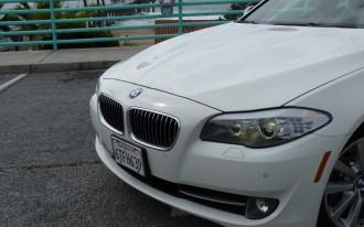 2012 BMW 528i: First Drive