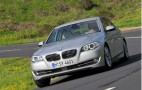 2012 BMW 528i Gets Turbo Four, Stop-Start, AWD