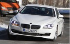 Spy Shots: 2012 BMW 6-Series Coupe