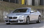 Spy Shots: 2012 BMW 6-Series Coupe M Sports Package