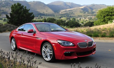 2012 BMW 6-Series Photos