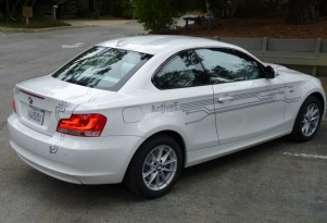 BMW ActiveE Safety Recall For Possible Power Steering Failure