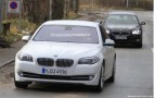 Spy Shots: 2012 BMW ActiveHybrid 5-Series