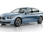 2012 BMW ActiveHybrid 5 First Drive Report