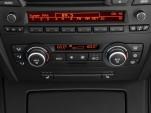 2012 BMW M3 2-door Convertible Temperature Controls