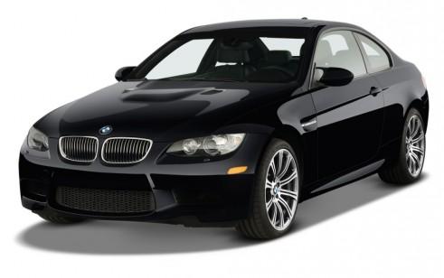 2012 BMW M3 2-door Coupe Angular Front Exterior View