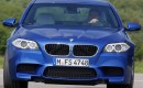 2012 BMW M5 leaked