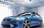 Win A 2012 BMW M5 With Forza Motorsport 4
