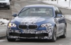 Spy Shots: 2011 BMW M5 