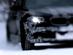 2012 BMW M5 teaser