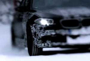 2012 BMW M5 teaser
