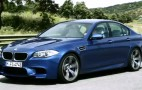 2012 BMW M5 Hits The Track: Video