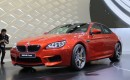 2012 BMW M6 live photos, 2012 Geneva Motor Show