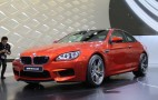 2012 BMW M6 Live Photos: 2012 Geneva Motor Show