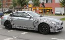 2012 BMW M6 spy shots