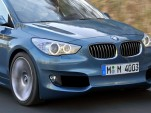 2012 BMW minicar rendering