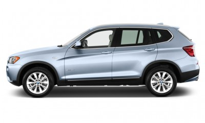 2012 BMW X3 Photos