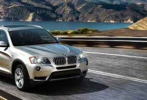 2013 BMW X3 Gets New Turbo Four-Cylinder Engine
