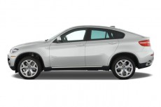 2012 BMW X6 AWD 4-door 35i Side Exterior View