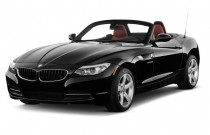 2012 BMW Z4 2-door Roadster sDrive28i Angular Front Exterior View