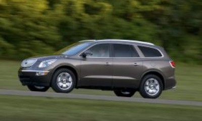 2012 Buick Enclave Photos