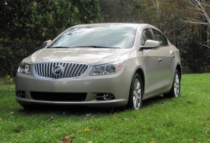 Buick eAssist, Chevy Eco Hybrid Recall For Control Module Check