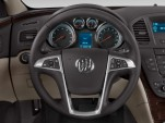2012 Buick Regal 4-door Sedan Turbo Premium 2 Steering Wheel