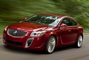 2013 Buick Regal: 36-MPG eAssist System Comes Standard