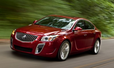 2012 Buick Regal Photos