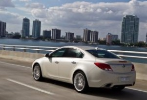 2012 Buick Regal GS: Return of the Sporty Family Buick?