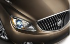 GM Teases New 2012 Buick Verano Compact Sedan