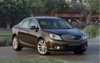 2012 Buick Verano Priced From $23,470