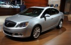 Video: 2012 Buick Verano Unveiling At The 2011 Detroit Auto Show