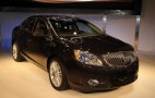2011 Detroit Auto Show: 2012 Buick Verano Live Photos