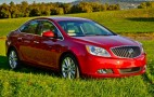 2012 Buick Verano: First Drive
