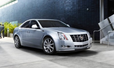 2012 Cadillac CTS Photos