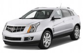 2012 Cadillac SRX Photos