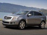 2012 Cadillac SRX Priced From $36,060