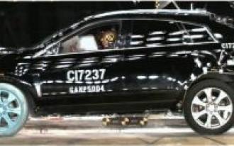 Twenty-One 2012 Vehicles Earn NHTSA Five-Star Safety Ratings