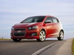 2012 Chevy Sonic Subcompact To Start At $14,495