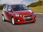2012 Chevy Sonic Priced From $14,495, $400 More For Hatchback