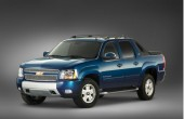 2012 Chevrolet Avalanche Photos
