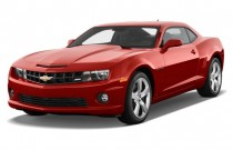 2012 Chevrolet Camaro 2-door Coupe 1SS Angular Front Exterior View