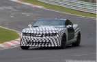 Spy Shots: 2012 Chevrolet Camaro Z28